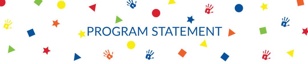 Program Statement