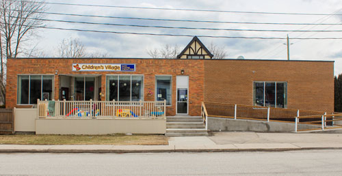 Picture of the front of the Daycare
